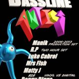 Bassline Antics Promo - Mrs Fish