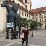 Coming out Radia R (záznam vysílání z Moravského náměstí)