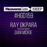 [HDG159] Heavensgate Deep Radioshow with Resident Dan McKie & Guest Mix from Ray Okpara