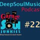 #22 Saturday Night - DeepSoulMusic Podcast