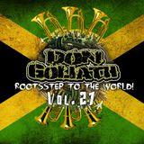 Rootsstep to the world Vol. 27 mixtape (Album Mixtape)