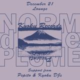 Norm De Plume Exclusive All-vinyl mixtape for Kyoku Records