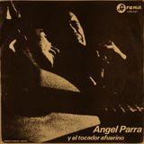 Ángel Parra y el tocador afuerino. LPD-047. Arena. 1967. Chile