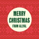 MERRY CHRISTMAS FROM ALLYAL
