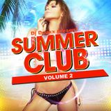 Dj Douxx present Summer club vol 2