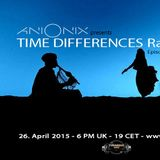 Time Differences on TM-Radio - Guest mix Jey -  26 April 2015