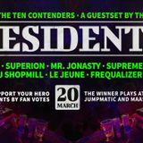 Superion, Live @ Jumpmatic's Resident DJ Contest, Fuego, Maaseik (20-03-2015)
