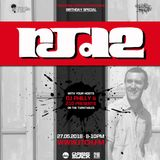 DJ Philly & 210Presents - TracksideBurners Radio Show 337 - RJD2 SPECIAL