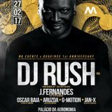 JAN-X @ Palàcio de Exposições do Instituto da Agronomia - N.A Events 1st Anniversary w/ DJ Rush