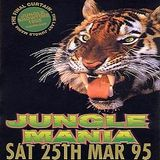 Dr S Gachet & MC MC Jungle Mania 'The Final Curtain' 25th March 1995