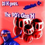 Dj K - The 90's Classi'X (Mission C) - Megamixmusic.com