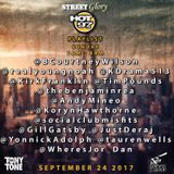 Street Glory on Hot 97 Live 9.24.17