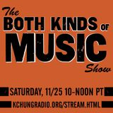 The Both Kinds of Music Show 11/25/17