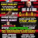 HOT MIX HOLMES LIVE AT THE CHURCH HOUSE HEAD TAKEOVER 2019