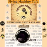 4hr set at The Flying Machine Electric Picnic Festival Body and Soul Arena 31st Aug 2018