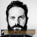 The Magician Escape: All Hallows' Eve 2014 Mix