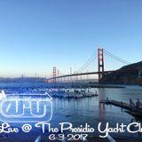 A-Run Live @ The Presidio Yacht Club 6-3-2017