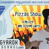 Pizzás Show - Pí, az óriáspatkány