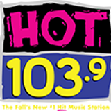 Hot 103.9 Wichita Falls - J. Sauvez (Febuary 25 2017)