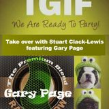 The TGI Friday Takeover Show with Stuart Clack-Lewis feat. Gary Page - 28th September 2018