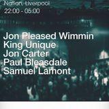 Samuel Lamont - Live @ Cream Reunion - Nation, Liverpool 7th Feb 2015