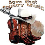 something a little bit...  Country music (part 2) - Sun Sept 14th 2014