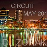 DJ ZORAK - CIRCUIT MAY 2012