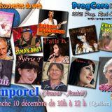 TEMPOREL - (10 déc. 2017 - Découvertes)