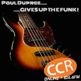 Paul Dupree Gives Up The Funk - #Chelmsford - 02/12/17 - Chelmsford Community Radio