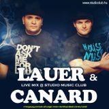 Lauer & Canard - Live @ Studio Music Club 2012.01.13.