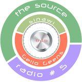 Sinawi & Gello Geens - The Source Radio # 5