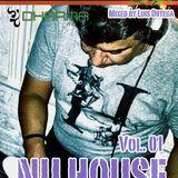 Nu House Vol. 01  Mix By Luis Ortega