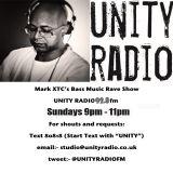 Mark XTC Bass Music Rave Show Featuring DJ Jonay in the mix 10_04_2016_Unity Radio DAB