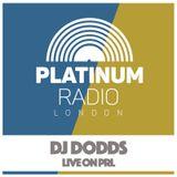 DJ DODDS / Friday June 24th 2017 Recorded Live on PRLlive.com