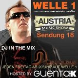 Austria Music Show - Welle1 Radio (20.02.2015) with Jim Noize (hosted by Guenta K.)