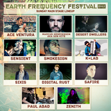 Zenith's Sunday Session @ Earth Frequency Festival 18.02.17