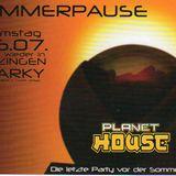 Marky im Planet House Kitzingen 05.07.2003