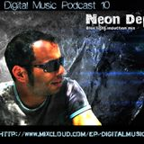 "Neon Dept ""Blue Light Induction Mix"" - EP Digital Music Podcast 10"