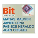 Javier Luna @ Bit (24-10-2014)