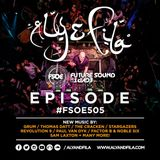 Aly _ Fila - Future Sound Of Egypt 505 [19.07.2017] BEMC