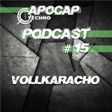 Apocap Podcast # 15 - with Vollkaracho