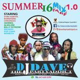 DJDAVE 2016 DANCEHALL SUMMER MIX VOL 1