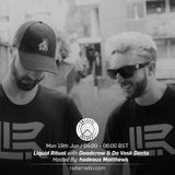 Liquid Ritual w/ Thadeous Matthews & Special Guests Da Vosk Docta & Deadcrow - 19th June 2017
