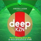 Deep In KZN - Mixed by Oscar Mbo