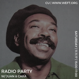 Radio Party 003: Animadores (feat. Juan & Cara)