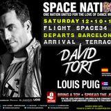 David Tort - Live @ Club Space Miami (USA) 2011.12.10.