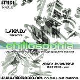 chillosophia recorded live @ Midiradio.net 21-09-2012