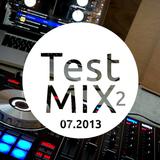 Test MIX 2 - Juuli 2013