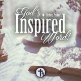 11-26-17 God's Inspired Word - Bishop Perdue
