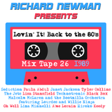 Lovin' It! Back to the 80's Mix Tape 26